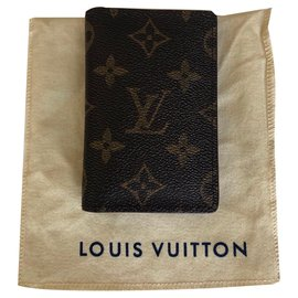 Louis Vuitton-Organisateur de poche-Marron