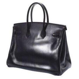 Hermès-HERMES BIRKIN 35-Noir