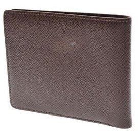 Louis Vuitton-Louis Vuitton Bifold Bill Wallet-Marron