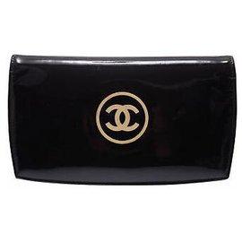 Chanel-Portefeuille Cosmétique Chanel-Noir