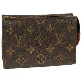 Louis Vuitton-Toilette Louis Vuitton Poche 15-Marron