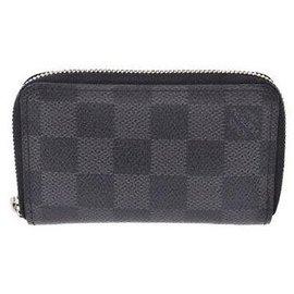 Louis Vuitton-Louis Vuitton Porte Monnaie-Black