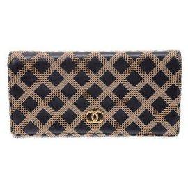 Chanel-Portefeuille long Chanel-Autre