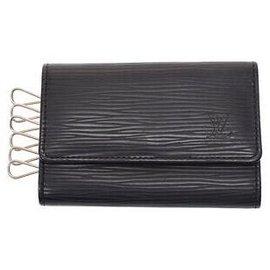 Louis Vuitton-Louis Vuitton Key Case-Noir
