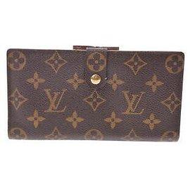 Louis Vuitton-Louis Vuitton Continental Clutch-Marron