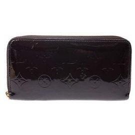 Louis Vuitton-Louis Vuitton Zippy Wallet-Noir