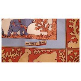 Hermès-Early America-Blue