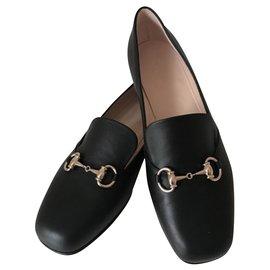 Gucci-chaussures gucci nouvelles-Noir