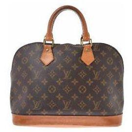 Louis Vuitton-Louis Vuitton Alma-Marron