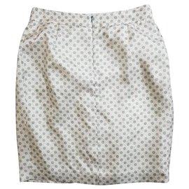 Fabiana Filippi-Skirts-Multiple colors,Green