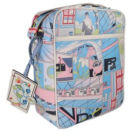 Prada-Bags Briefcases-Multiple colors