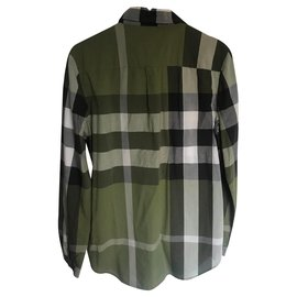 Burberry-Tops-Green
