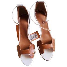 29cb91934bfe Second hand Hermès luxury shoes - Joli Closet
