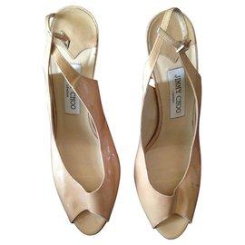 0e38646b2 Second hand Jimmy Choo luxury shoes - Joli Closet