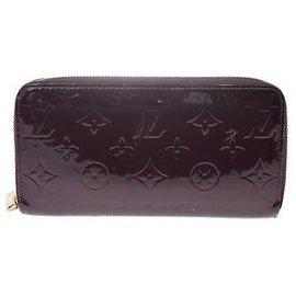 Louis Vuitton-Porte monnaie louis Vuitton-Violet