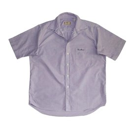 Thomas Burberry-chemises-Violet