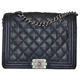 Chanel-Le boy-Black
