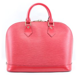 Louis Vuitton-Louis Vuitton Alma-Rouge