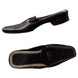 Céline-Celine loafers-Brown