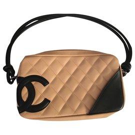 Chanel-Bag-Black,Beige
