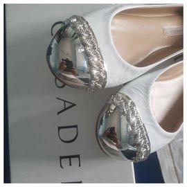 Casadei-casadei ballerine new-White