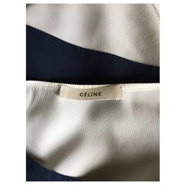 Céline-Tops-Grey,Navy blue