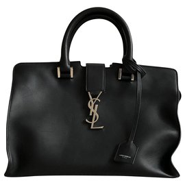 Saint Laurent-Sac cabas saint Laurent-Noir
