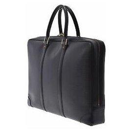 Louis Vuitton-Louis Vuitton Porte document-Noir