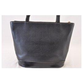 Burberry-Handbag-Black