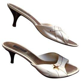 Louis Vuitton-Louis vuitton white-White