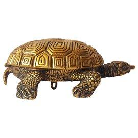 Lancel-Bronze Schildkröte-Bronze