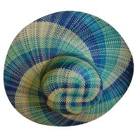 Autre Marque-chapeau-Multicolore