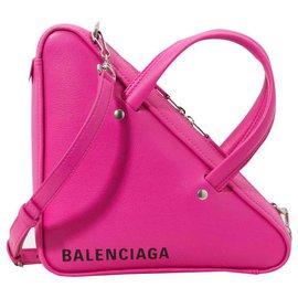 Balenciaga-Balenciaga bag new-Pink
