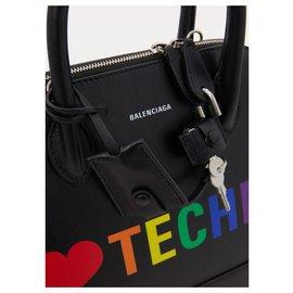 Balenciaga-Balenciaga bag new-Black