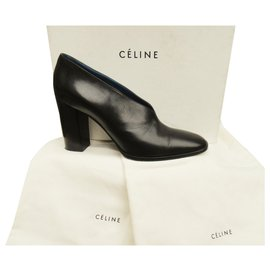 Céline-Céline pumps-Black