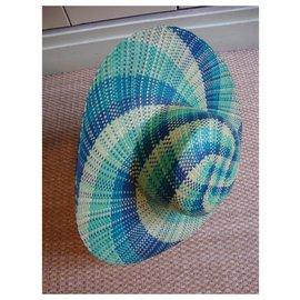 Autre Marque-Chapeaux-Multicolore