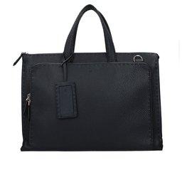 Fendi-Bags Briefcases-Blue