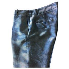 Indress-lamé model-Light blue