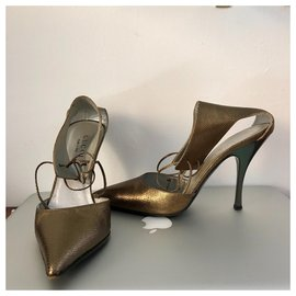 Gucci-chaussures gucci-Bronze