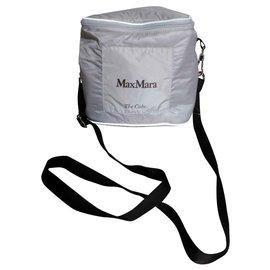 Max Mara-Cube bag-Beige