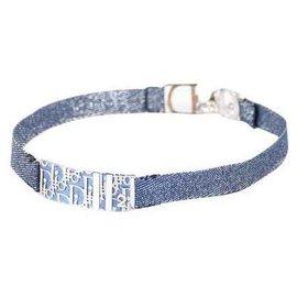 Christian Dior-Bracelet femme-Bleu clair