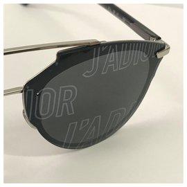 Dior-dior reclected j'adior lunettes de soleil lunettes-Gris