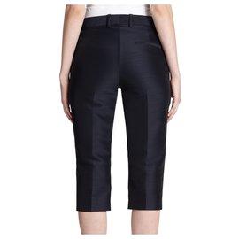 3.1 Phillip Lim-Shorts-Navy blue