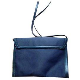 Céline-Celine clutch-Blue