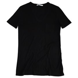 T By Alexander Wang-Tees-Black