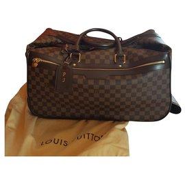 Louis Vuitton-Louis Vuitton eole 50 damier ébène-Ebène