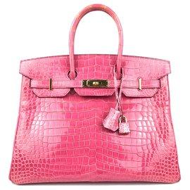 Hermès-Birkin-Pink