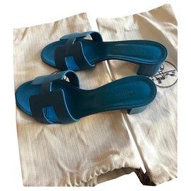 Hermès-Oran-Bleu