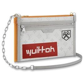 Louis Vuitton-Flat Messenger bag new-Other