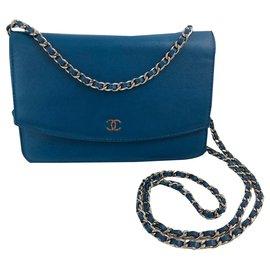 Chanel-WOC Chanel-Blue
